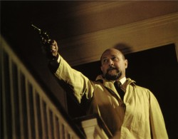Dr. Loomis (Donald Pleasance) in Aktion (Foto: Concorde Home Entertainment)