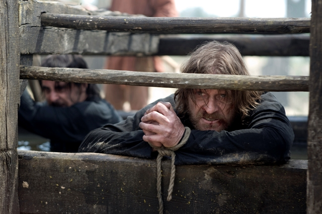 Ulric (Sean Bean) sitzt in der Tinte (Foto: Fantasy Filmfest / Central Film)