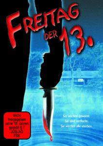 """Der Klassiker """"Freitag der 13."""" (Cover: Warner Bros Home Entertainment)"""