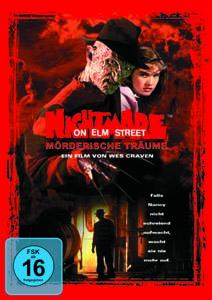 """Ebenfalls ein echter Klassiker: """"Nightmare - mörderische Träume"""" (Cover: Warner Bros Home Entertainment)"""