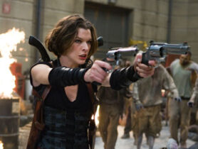 Resident Evil 4: Afterlife