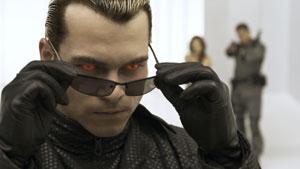 Albert Wesker sieht rot (Foto: Constantin Film)