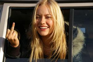 Noch lacht Liz (Foto: Sony Pictures)
