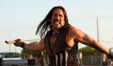Wenn Machete sauer wird, rollen Wenn Machete sauer wird, rollen Köpfe (Foto: Sony Pictures)