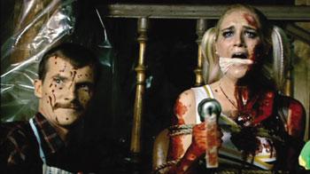 Haha, Foltern mit Nagelpistole, wie lustig (Foto: Ascot Elite)