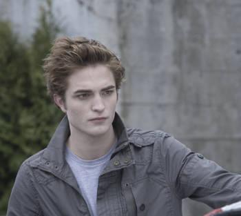 Eine Mimik wie ein Verkehrsschild: Robert Pattinson (Foto: Concorde)