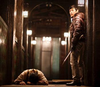 Agent Soo-hyun lässt seinen brutalen Rachegelüsten freien Lauf (Foto: Splendid Film)