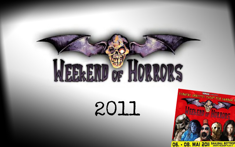 Teil 1: Terror im Ruhrpott – Das Weekend of Horrors 2011 in Bottrop