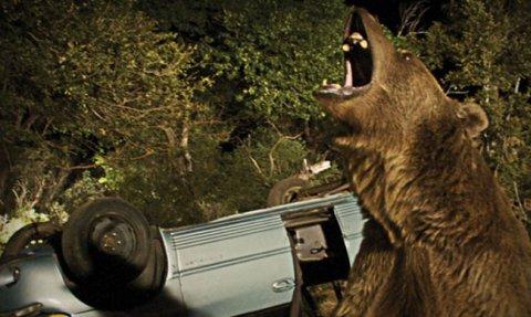 Jetzt wird's ungemütlich und das Auto ist schon hin! (Foto: Ascot Elite)