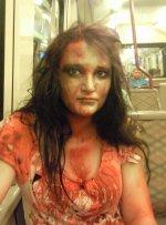 Im Gespräch mit Crizzy - Christina Jansen (Foto: Horrormagazin.de)