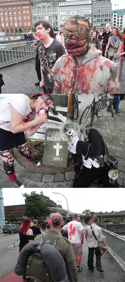 Zombie Impressionen 2011 (Foto: Horrormagazin.de)