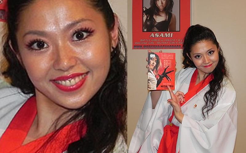 """Interview mit Japan-Star Asami: """"Romantische Filme sind langweilig …"""""""