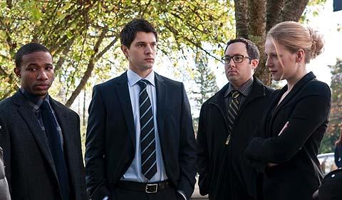 Nathan, Sam, Isaac und Molly sind dem Tod entkommen - zunächst