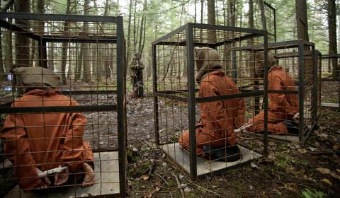 Nicht schön: Käfighaltung in Amerika (Foto: Universum Film)