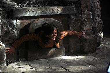 Kim kriecht aus dem letzten Loch (Foto: Studiocanal)