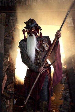 Der Dämon Guan-Di hat es auf die Bewohner von Gold Lick abgesehen. (Foto: Image Entertainment Inc.)