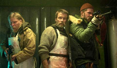 Drei Lappen staunen Bauklötze (Foto: Splendid Film)