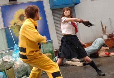 Rin liefert Backenfutter für den gelben Sack (Foto: WVG Medien)
