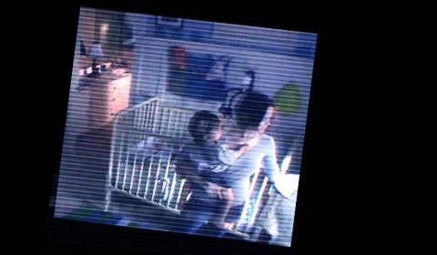 Kamera glotzt auch ins Kinderzimmer (Foto: Paramount Pictures)