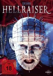 """""""Hellraiser"""" auf DVD von Studiocanal"""