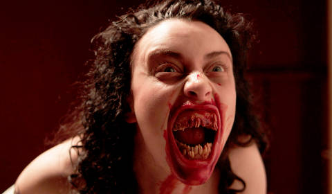 Guten Tag, ich bin ein Monster, und ich mache hier Horror (Foto: Tiberius Film)