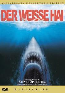 """""""Der weisse Hai"""" auf DVD von Columbia Pictures"""