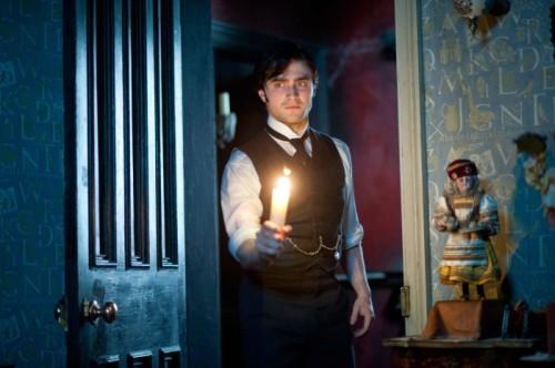 Arthur Kipps (Daniel Radcliffe) geht ein Licht auf (Foto: Concorde Filmverleih GmbH)