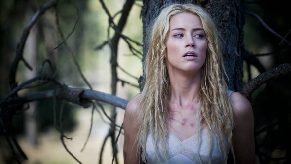 Amber Heard spielt Kirsten (Foto: Concorde Home Entertainment)