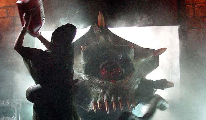 Kein Scherz: Dieses knuffige Ding soll tatsächlich ein furchterregendes Monster sein (Foto: Infopictures)