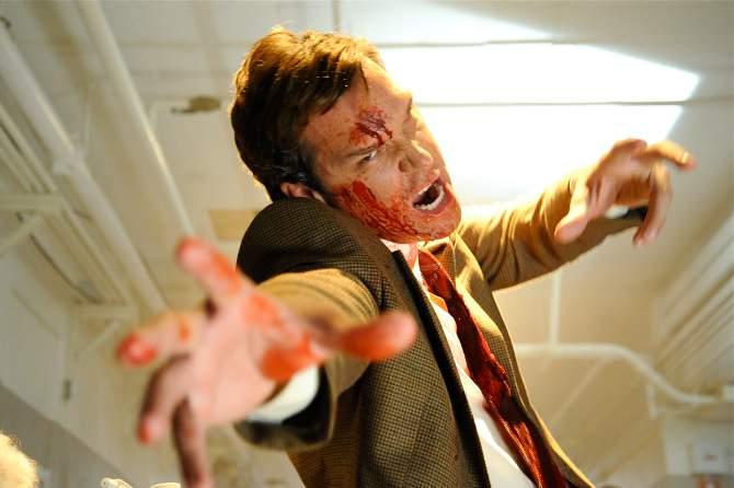 Direktor Verge hat offenbar nicht alle Patronen im Füller (Foto: Sony Pictures)