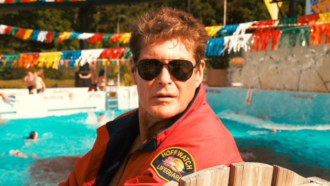 David Hasselhoff rettet nicht nur Leben, sondern auch den Film (Foto: Sunfilm)