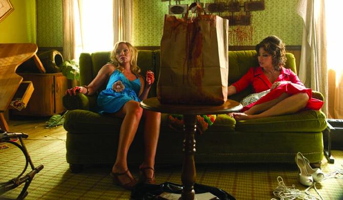 Boah, anstrengend. Texanische Ladys nach dem Einkaufen (Foto: Ascot Elite)