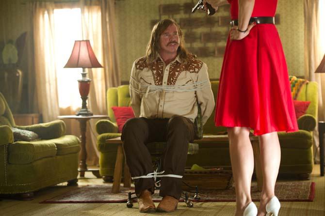 Val Kilmer in schlimmen Klamotten, mit schlimmen Haaren in schlimmer Situation (Foto: Ascot Elite)