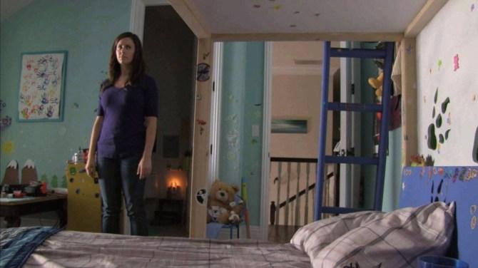 Hat der Bengel sein Bett schon wieder nicht aufgeräumt? Na toll. (Foto: Paramount Pictures)