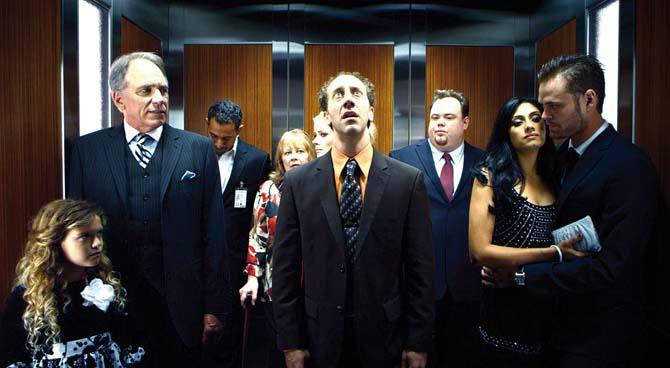 Hier gibt es keine Liebe im Fahrstuhl (Foto: Ascot Elite)