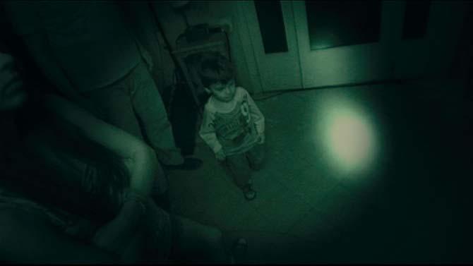 Nachts, wenn es dunkel ist ... (Foto: Universum Film)