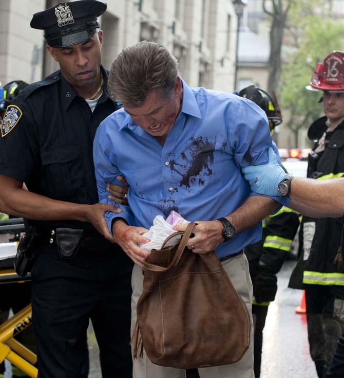 Die Polizei, dein Freund und Stützer (Foto: Sony Pictures Home Entertainment)