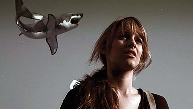 Kommt ein Haifisch geflogen ... (Foto: Great Movies)