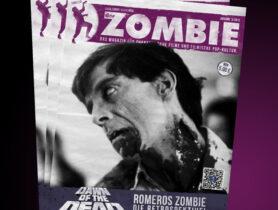 """Horror auf 64 Seiten: Heft 3 von """"Der Zombie"""" jetzt erhältlich"""