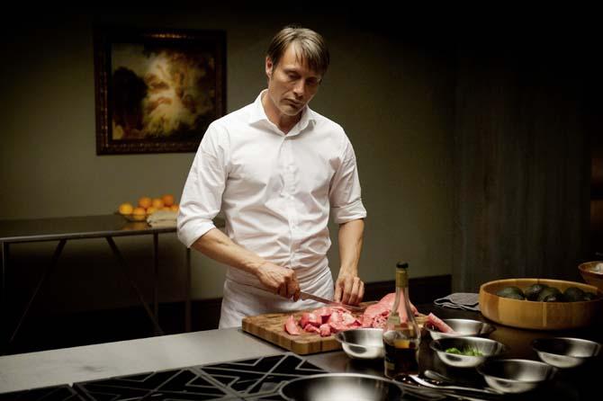 An der Herdplatte ist Hannibal ein Ass (Foto: Studiocanal)
