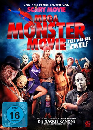 Mega Monster Movies