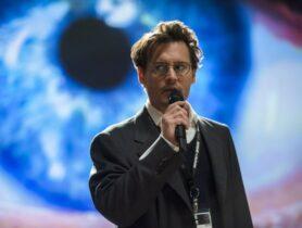 """Deutscher Trailer zu """"Transcendence"""" erschienen"""