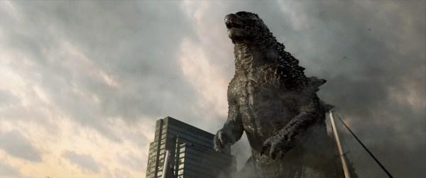 Godzilla macht sich bereit (Foto: Warner Bros)