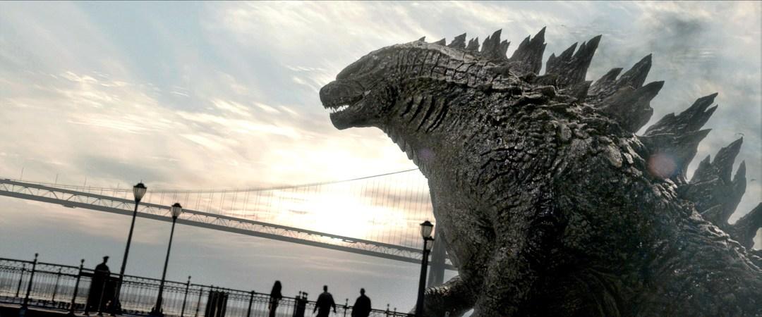 Godzilla nach getaner Arbeit (Foto: Warner Bros)