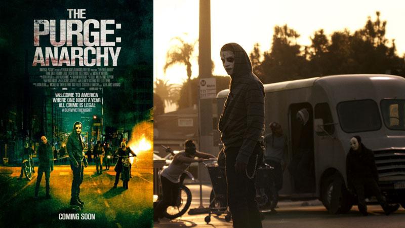 """Gewinnspiel zu """"The Purge 2: Anarchy"""""""