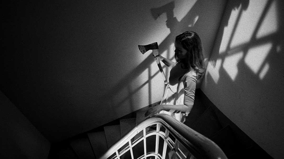 Liebling, halt schon mal die Axt (Foto: Concorde Home Entertainment)