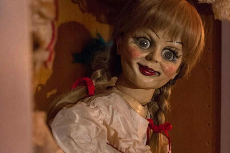 """Aktueller Trailer und Kinostart von """"Annabelle"""""""