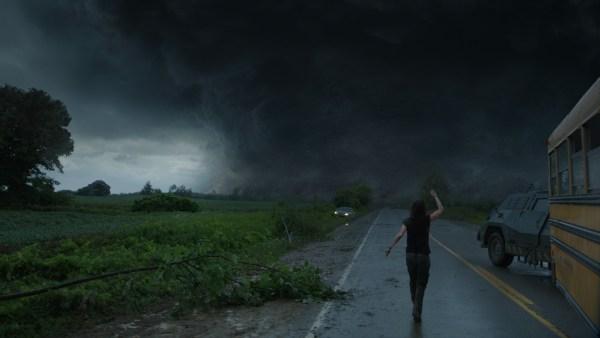 Ungemütlicher Wetterumschwung (Foto: Warner Bros)