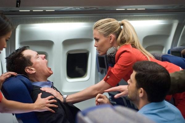 So schlecht kann der Bordservice nicht sein (Foto: Concorde)