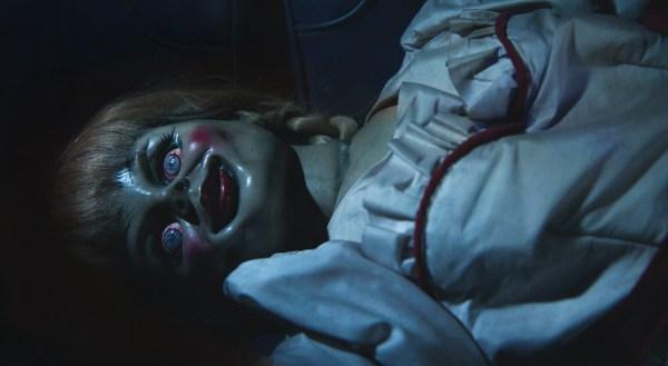Blutunterlaufene Augen? Kein gutes Zeichen! (Foto: Warner Bros)